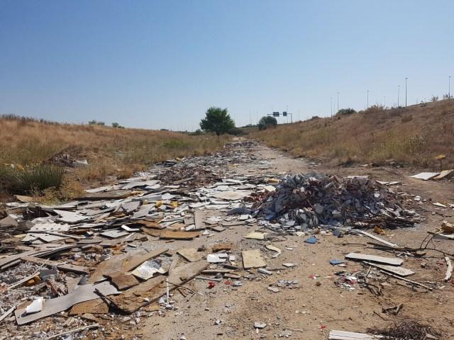 Residuos Urbanos Abandonados