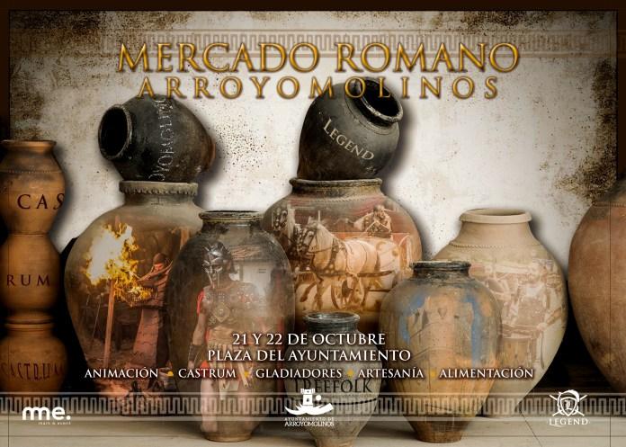 mercado romano
