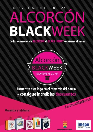 Black Week alcorcon