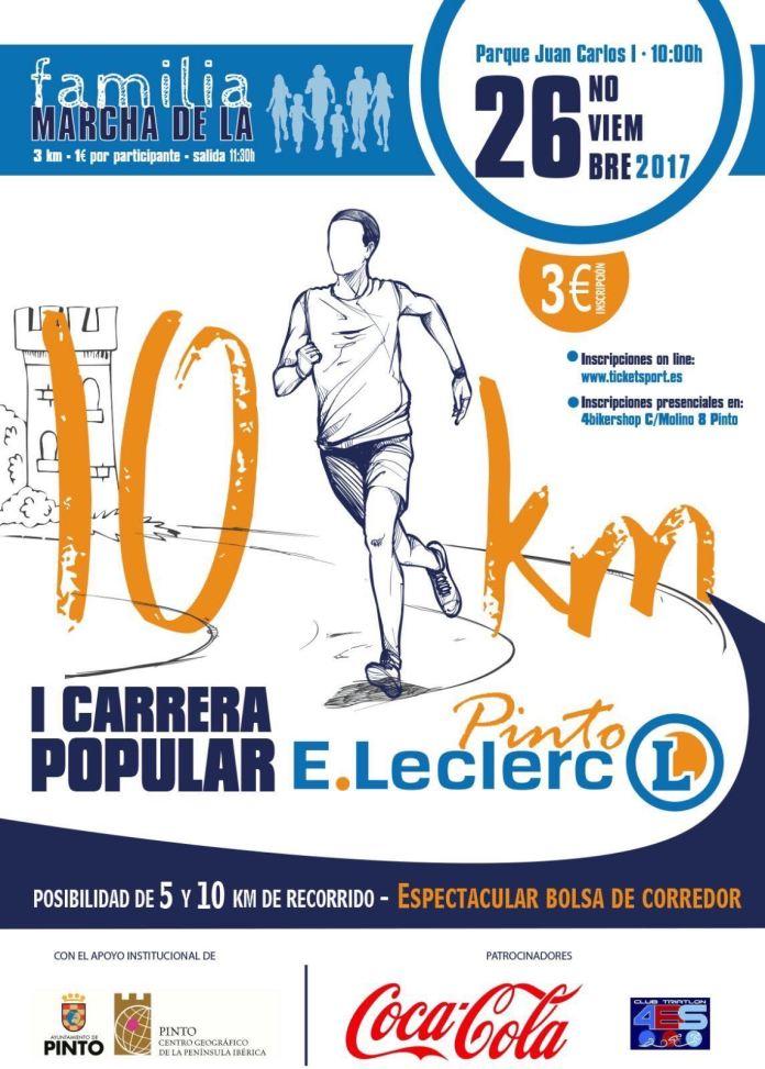 Carrera E.Leclerc Pinto