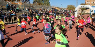 Cross Infantil Maratonianos