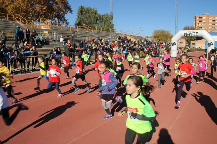 Cross Infantil Maratonianos