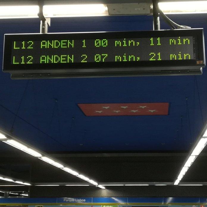 metro parque lisboa @Nick99P