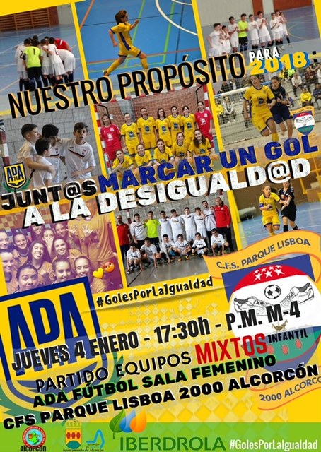 Cartel Futbol Sala