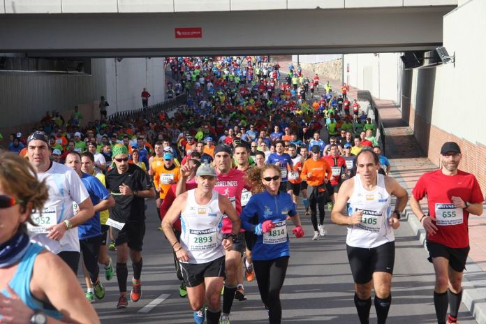 media Maratón getafe