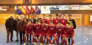 Madrid sub-19