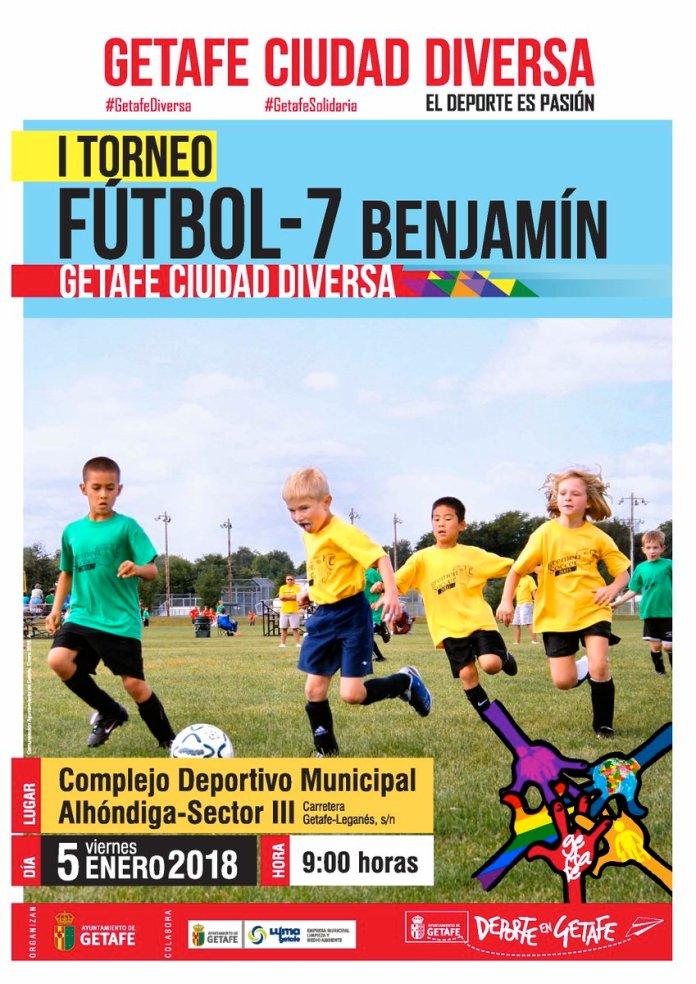 Torneo F7 Getafe