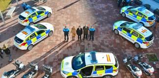 coches policia alcorcon