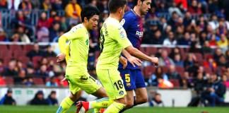 Barça-Getafe