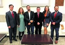 Concejales ULEG Leganes