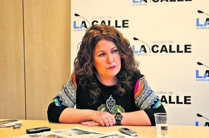 Natalia de Andres PSOE Alcorcon