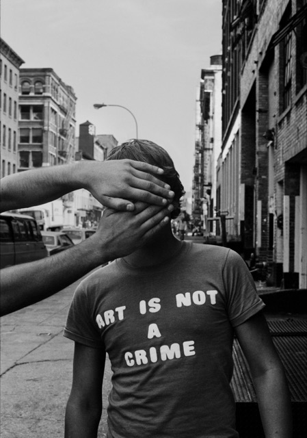 art is not a crime