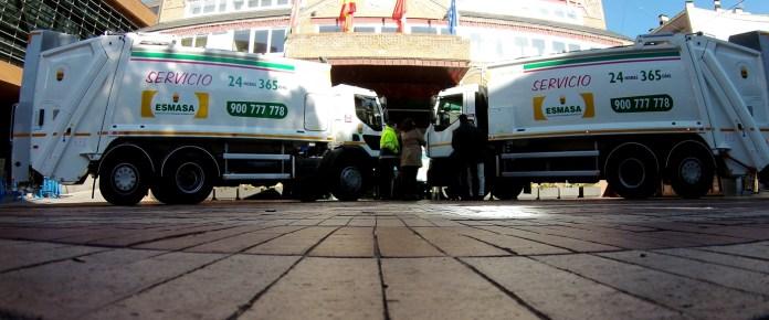 camiones esmasa alcorcon