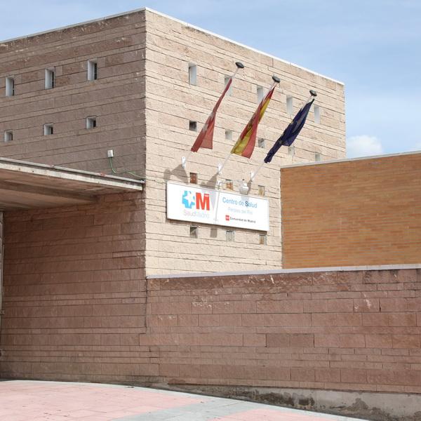 centro de salud perales del rio