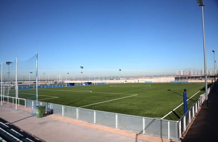 Campo fútbol El Naranjo