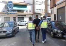 detenido metrosur