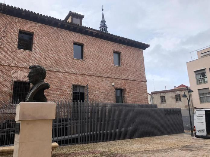 Biblioteca Getafe