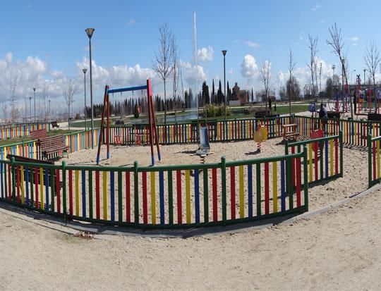 Leganés no abrirá por el momento sus parques urbanos - alcabodelacalle
