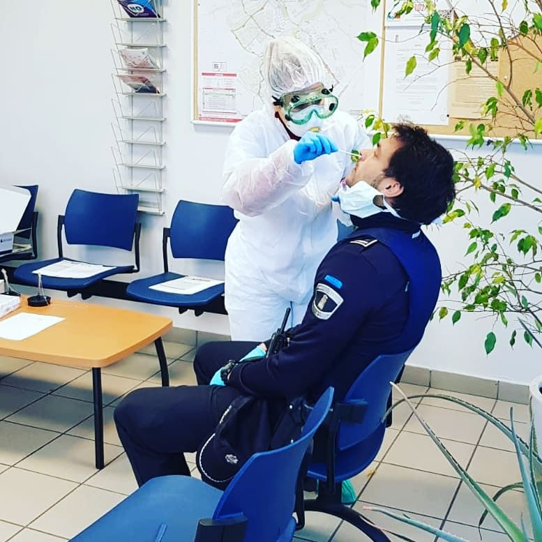 Arroyomolinos hace test de coronavirus a los policías locales y ...