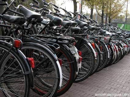 Oda a la bici (y II)