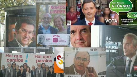Elecciones en Galicia y País Vasco: volver a empezar