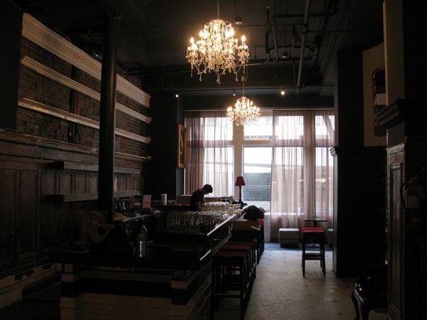 Sneak Peek of the Burritt Room in the Crescent Hotel in