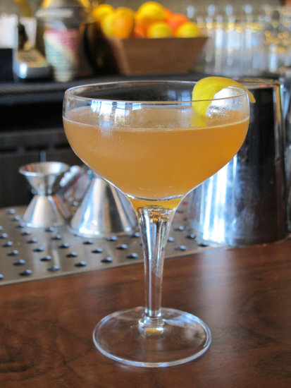 The Cocktails of Brass Tacks in San Francisco  Alcademics