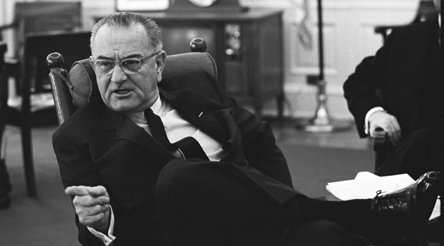 Remembering LBJ 40 Years Later The Alcalde