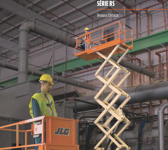 Aluguel de plataformas elevatórias elétricas em sp