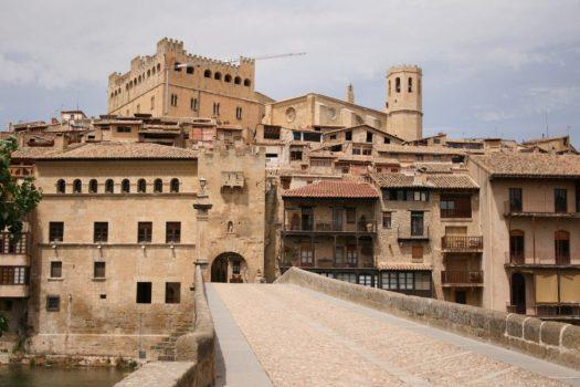 6 pueblos con encanto para descubrir en el Bajo Aragón Histórico