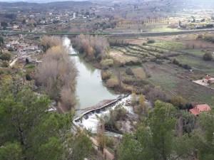 Paseo por la ribera del Guadalope de Alcañiz