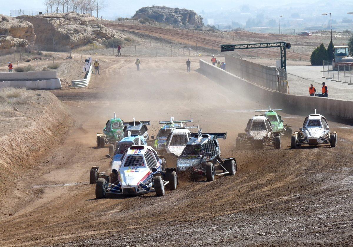 Campeonato de Aragón de Autocross Motorland Alcañiz
