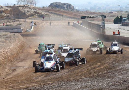 Campeonato de Aragón de Autocross Motorland Alcañiz - Fuente: Motorland Aragon