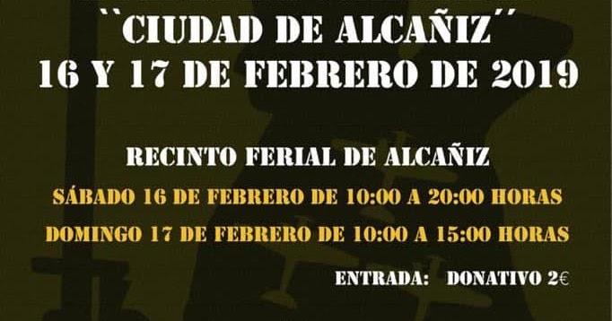 X Expomilitaria «Ciudad de Alcañiz»