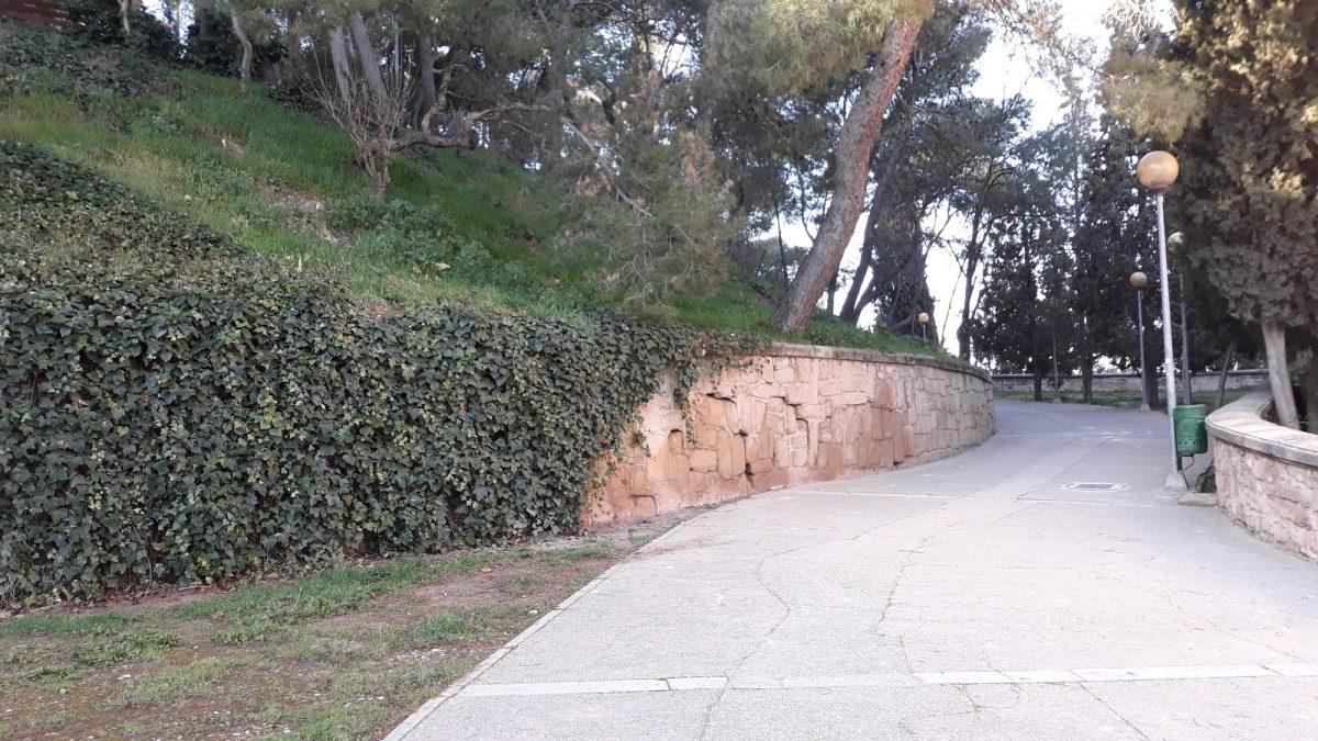 Paseo Pui Pinos y Glorieta Valencia