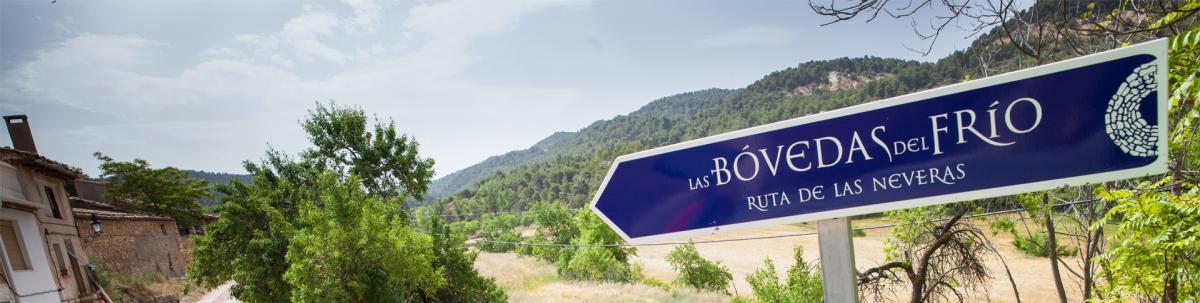 Las bóvedas del frío, ruta de las neveras en el Bajo Aragón