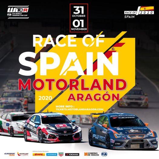 Campeonato del Mundo de Turismos Motorland Alcañiz