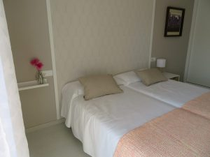 Habitación doble Apartamentos Turísticos Alcañiz Flats I