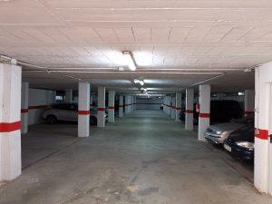 Parking Apartamentos Turísticos Alcañiz Mirador del Río