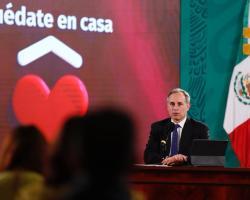 Se han aplicado 492 mil 529 dosis de la vacuna contra COVID-19: López-Gatell