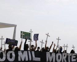 Brasil supera las 600 mil muertes por COVID-19; ciudadanos culpan a Bolsonaro