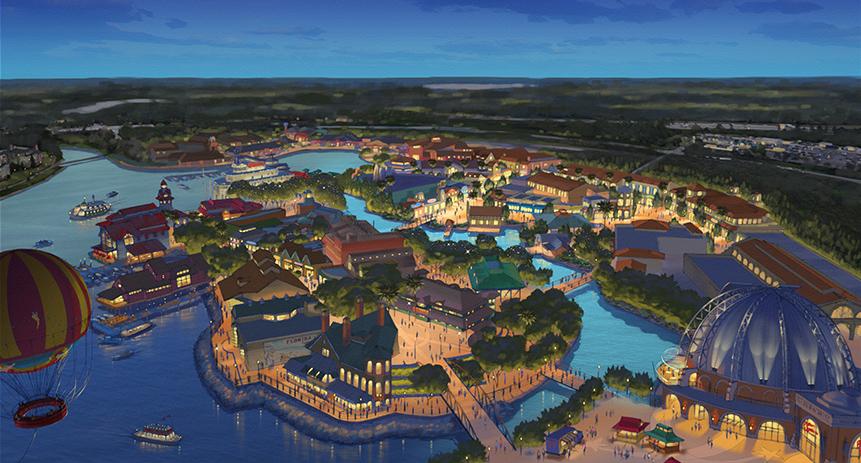 Disney World Downtown Disney Restaurants