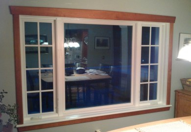 Interior Vinyl Window Trim