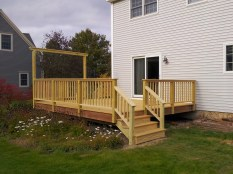 Deck Resurface and Repair - East