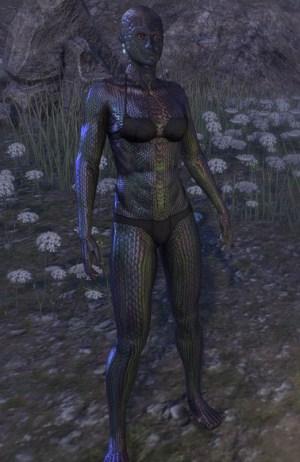 Dead Water skin human eso