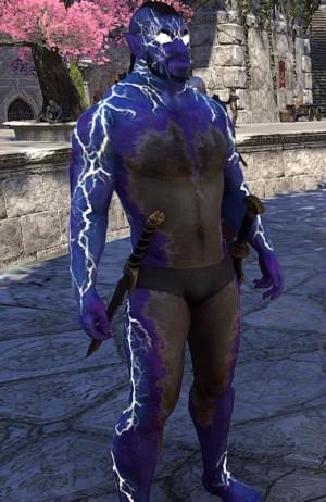 Kyne's Fury Skin Orc