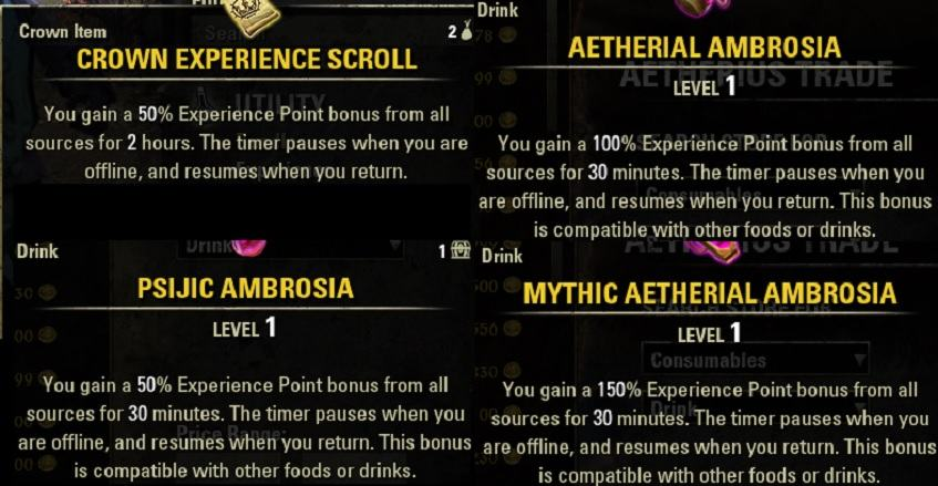 ESO Grind Guide