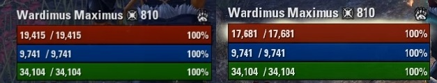 ravager vs Berserking Warrior comparison