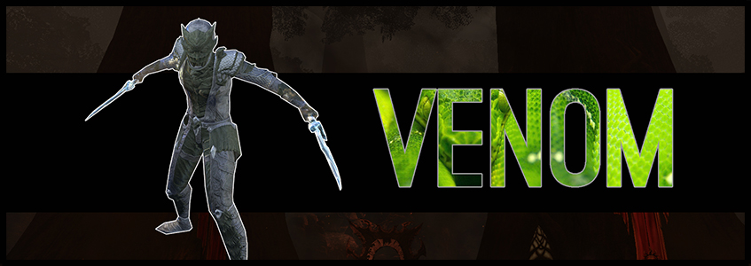 StamDK Venom Build PvE