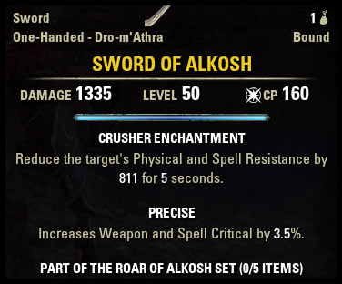 Weapon & Armor Beginner Guide Weapon Set